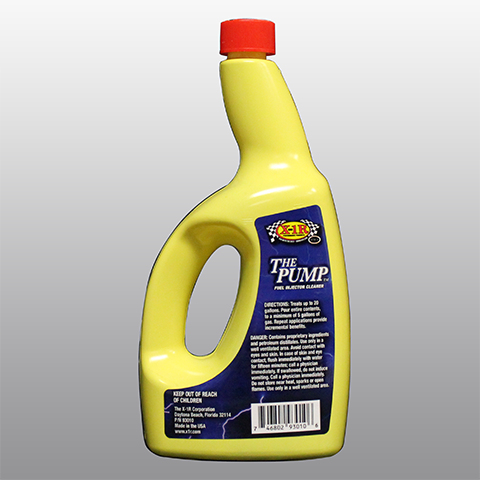 The Pump Fuel Injector Cleaner - 16 (oz)